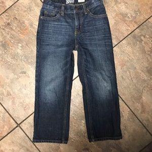 Little boy classic fit jeans